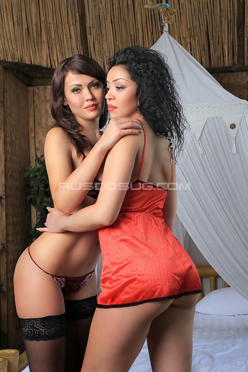 Проститутка Анжелика и Ника