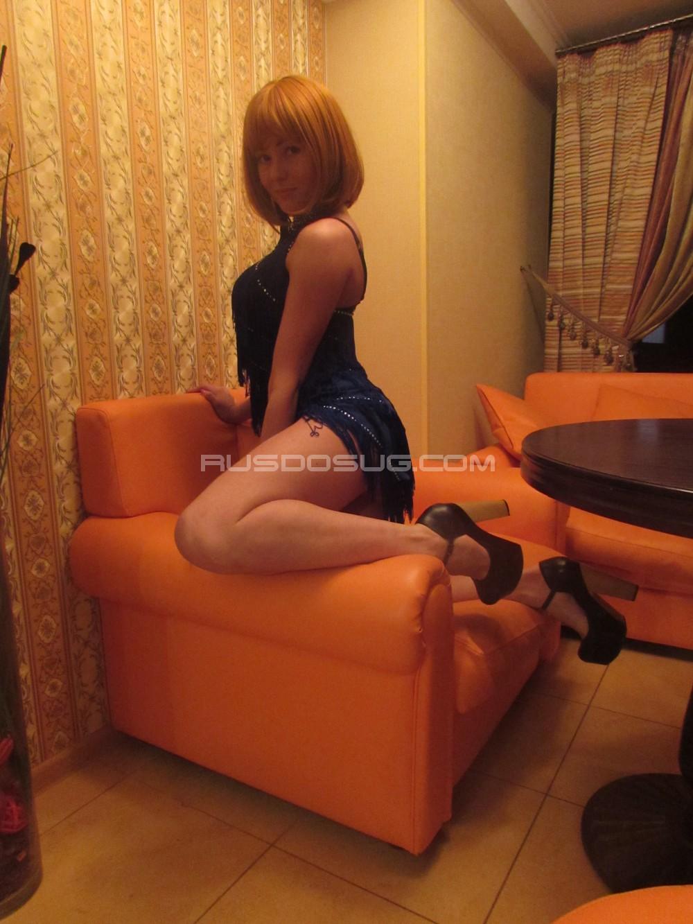 Проститутка Кунилина